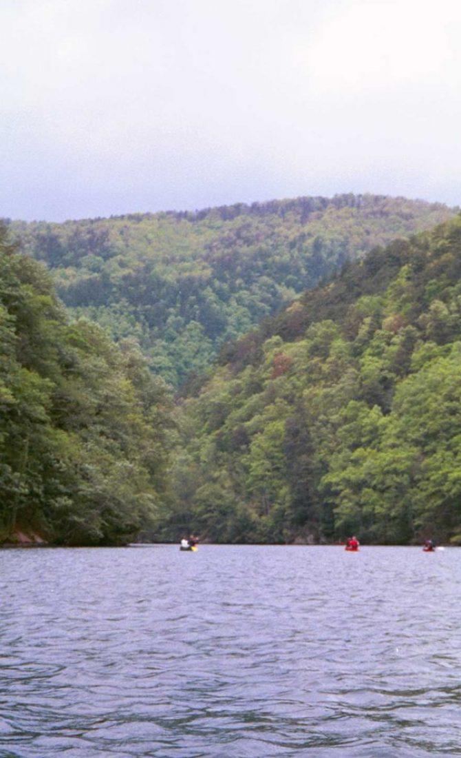 Calderwood Lake 1