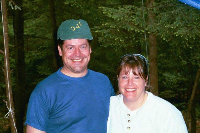 Susan and Randy