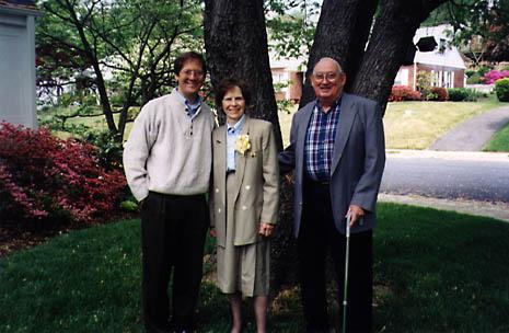 Andrew, Arleen and D. Jamison Cain