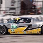 Robertson Racing Doran Ford GT, car 004 in turn 5