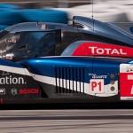 Peugot Sport Total 908 car 7 in turn 5