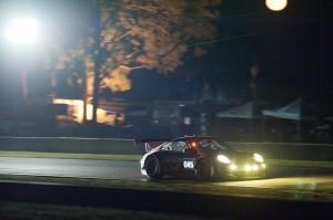 Flying Lizards Porsche 045 in Big Bend (turn 6)