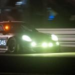 Flying Lizards Porsche 045 approaches turn 7