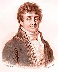 Joseph Fourier picture